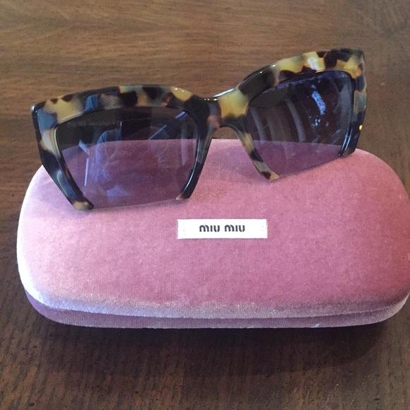 da5f959f62a6 Miu Miu sunglasses. M_5c43849cc9bf503f1b6cba15. Other Accessories ...